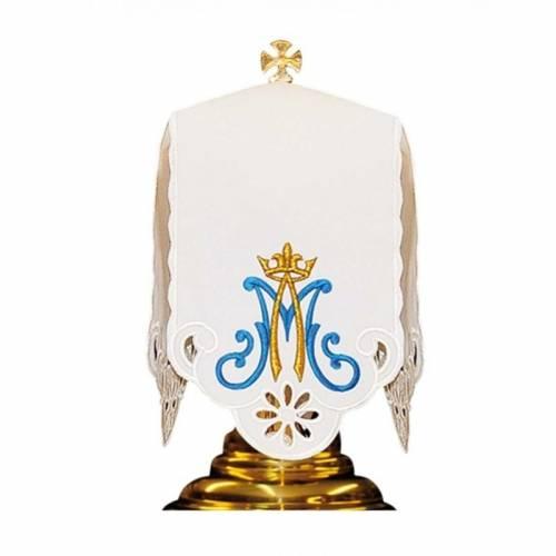 Pavillon de ciboire MARIE de Rosaire