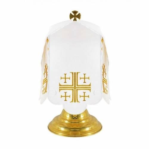 """Pavillon de ciboire """"La Croix de Jerusalem"""""""