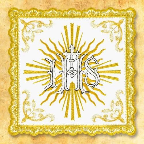 """Linge d'autel """" Gold"""" 4"""