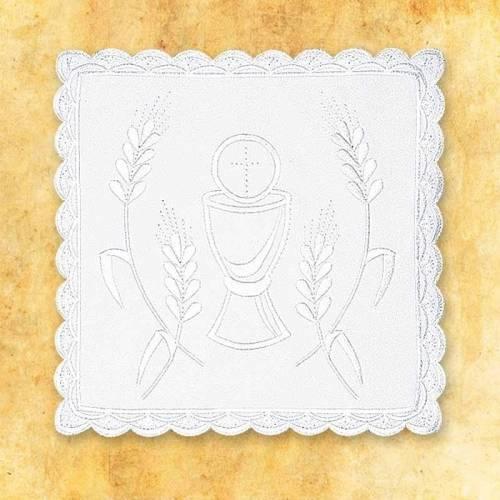 """Linge d'autel """" Blanc"""" 2"""