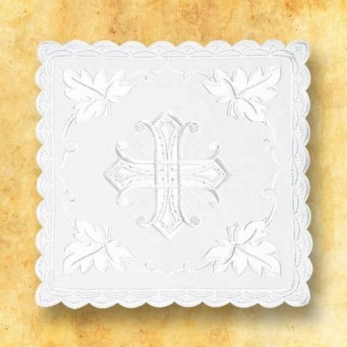 """Linge d'autel """" Blanc"""" 9"""
