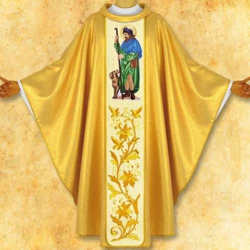 "Chasuble ""Saint Famille"""