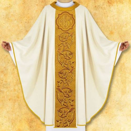 "Chasuble ""Sanctus"""