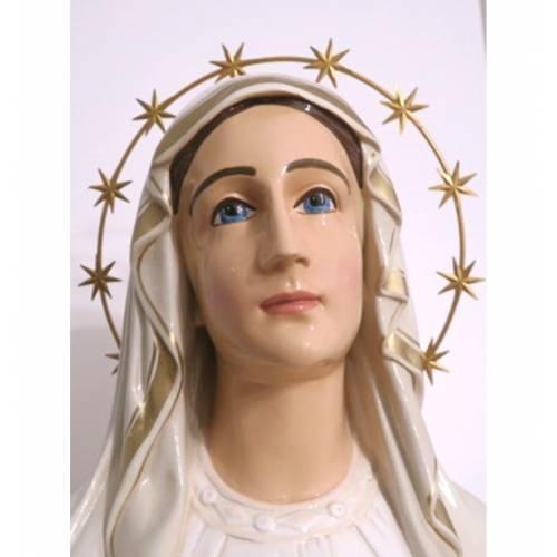 Statue La Vierge Marie Lourdes 160cm