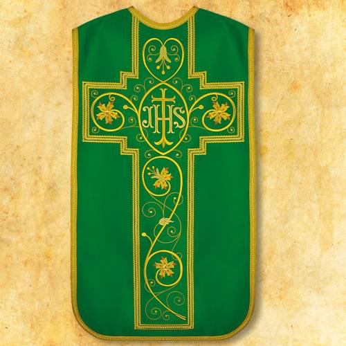 """Chasuble romaine """"Agape"""" - complet"""