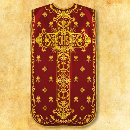 """Chasuble romaine """"Miraculum"""" - complet"""