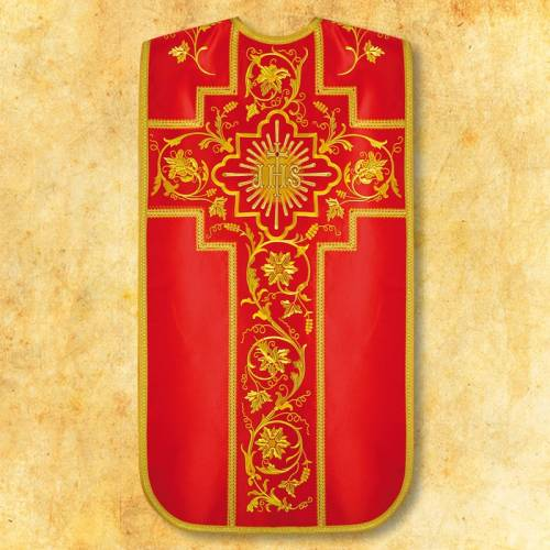 """Chasuble romaine """"Salvator"""" - complet"""