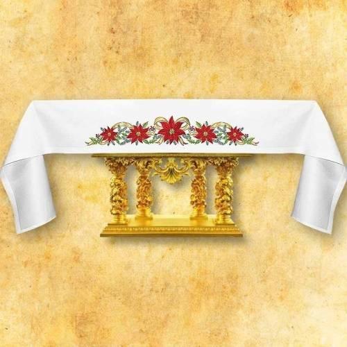 """Nappe d'autel """"SAINTE FAMILLE"""""""