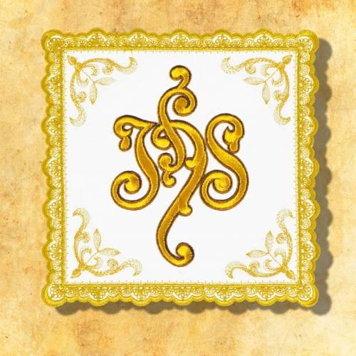 """Linge d'autel """" Gold"""" 9"""