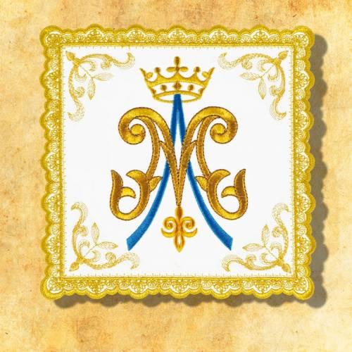"""Linge d'autel """" Gold"""" 18"""
