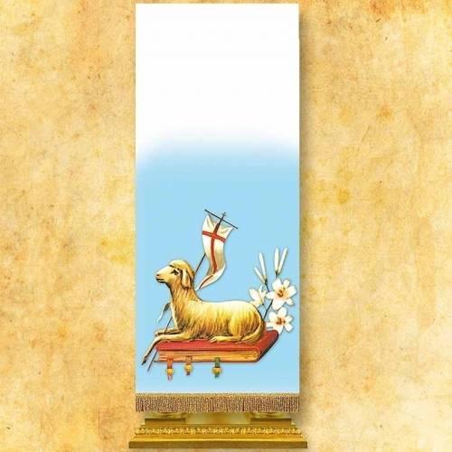"""Voile de lutrin """"Noel"""""""