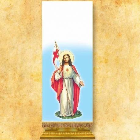 """Voile de lutrin """"Saint Esprit"""""""