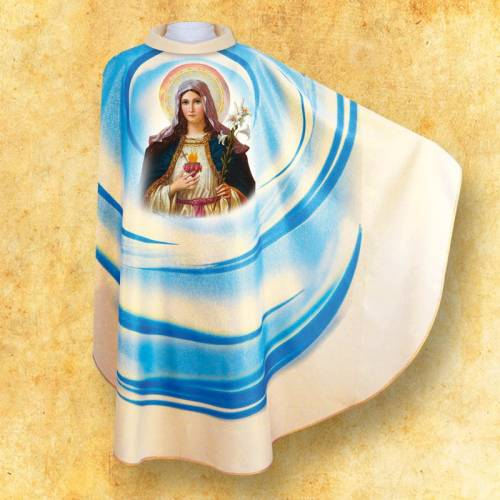 Chasuble avec photo ND