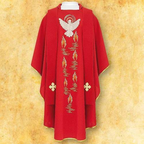 Chasuble-Saint Esprit