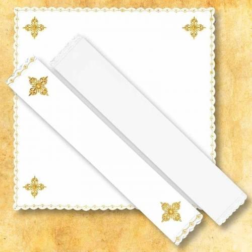 Ligne d'autel - purificatoire