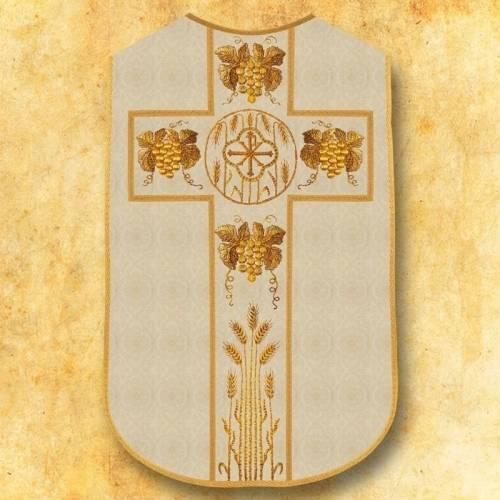Chasuble romaine - la réplique