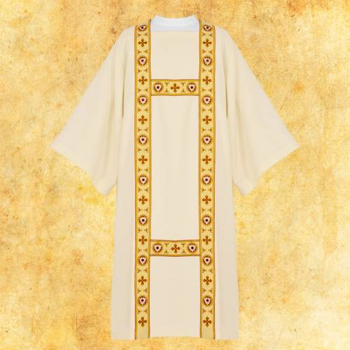 """La Dalmatique """"Vaticano"""""""