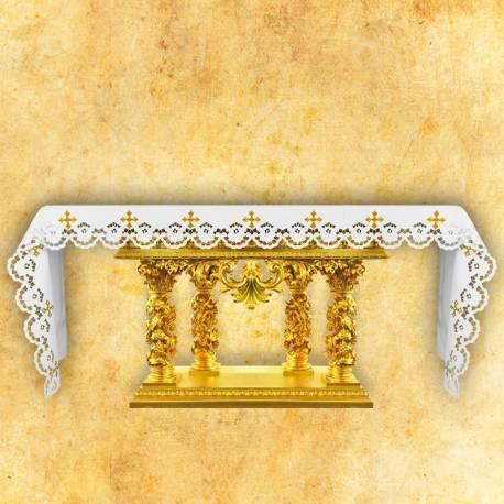 "Nappe d'autel ""Italian gold"""