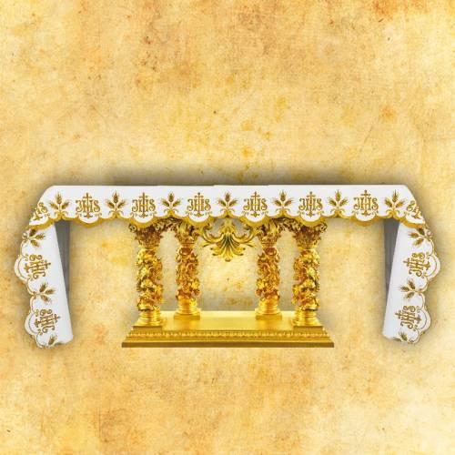 """Nappe d'autel """"Série d'or"""" 3"""