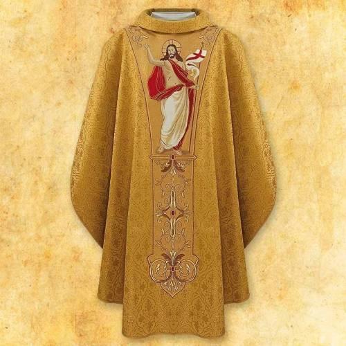 "Chasuble ""St. Jean Paul II"""