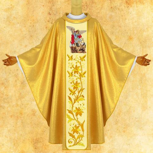 "Chasuble ""Michelangelo"""