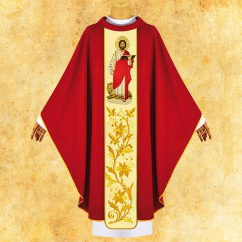 """Chasuble """"Saint Georges"""""""