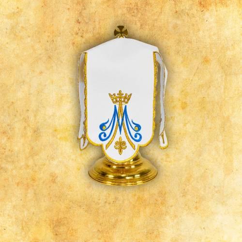 Linge d'autel Mariale Royale
