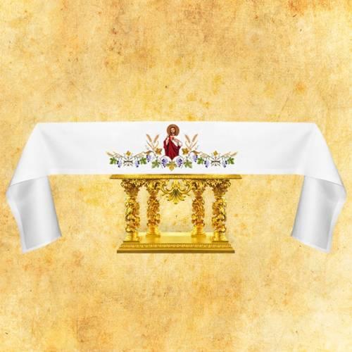"""Nappe d'autel """"Jesus"""""""