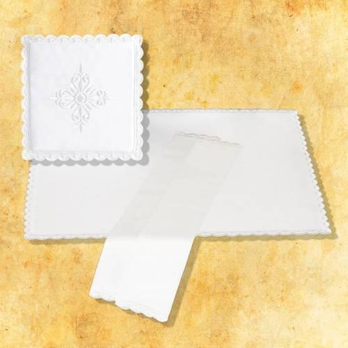 "Linge d'autel ""Blanc"" mini"