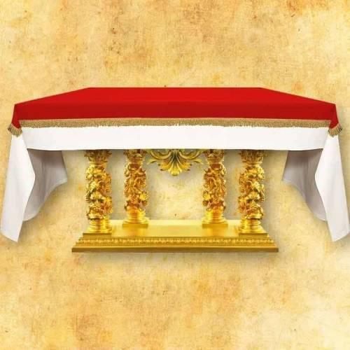 Nappe d'autel L'AVENT