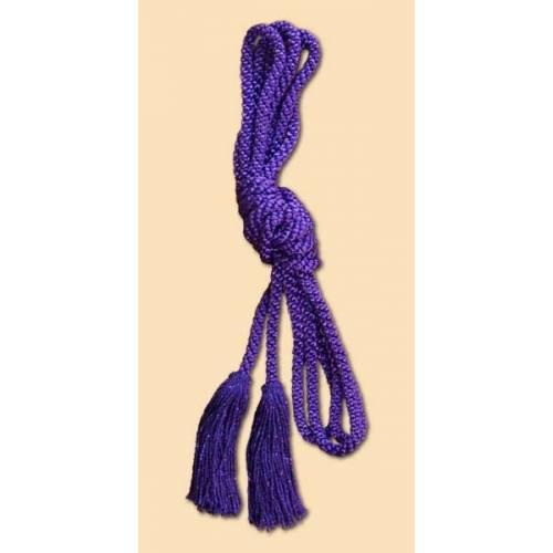 Cordon pour Aube - violet
