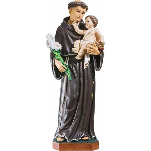 Statue Saint Antoine 80 cm