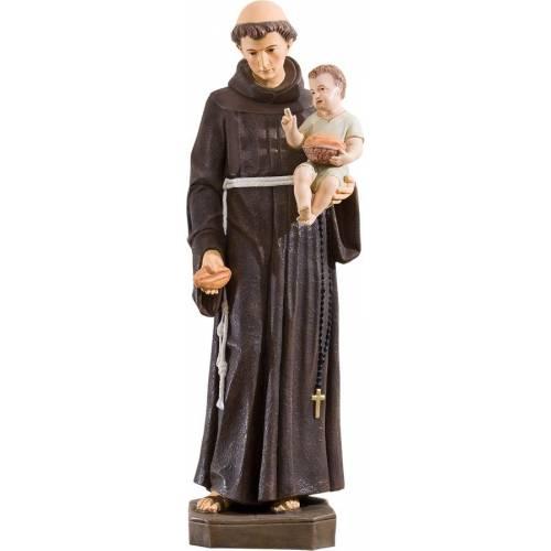 Statue Saint Antoine avec Pain - 110 cm