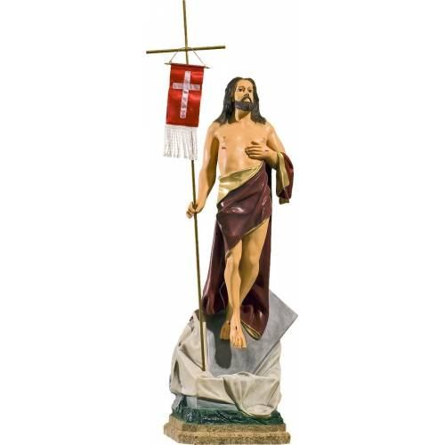 Statue Jésus Christ Ressuscité 55 cm