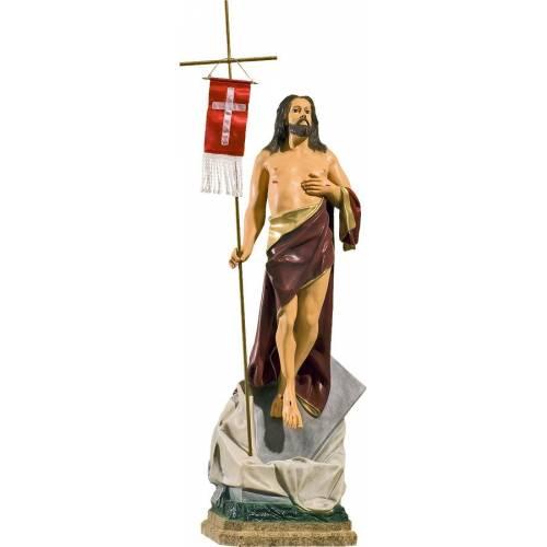 Statue Jésus Christ Ressuscité 63 cm