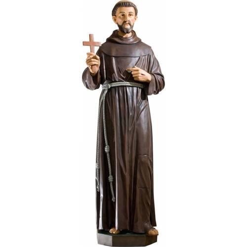 Statue Saint François - 155 cm