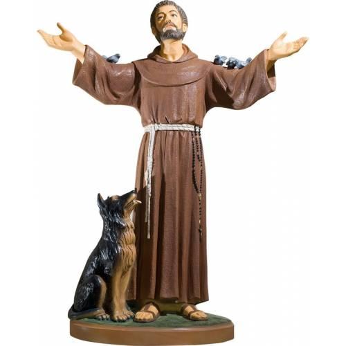 Statue Saint François - 103cm