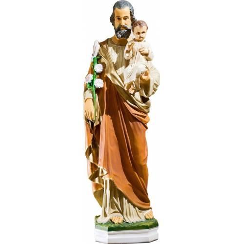 Statue Saint Joseph - 80 cm