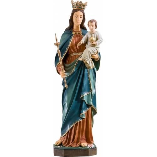Statue Vierge Marie avec Jésus - 110 cm