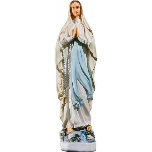 Statue Notre Dame de Lourdes - 40 cm