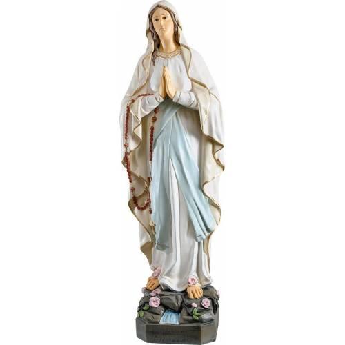 Statue Notre Dame de Lourdes - 80 cm