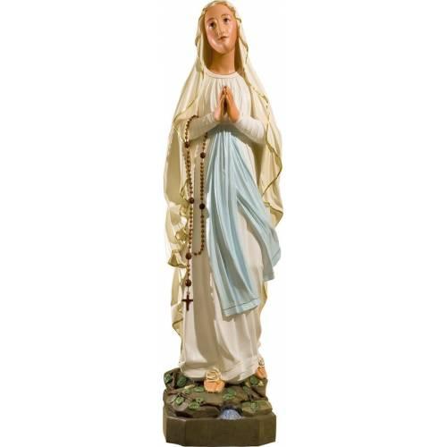 Statue Notre Dame de Lourdes - 65 cm
