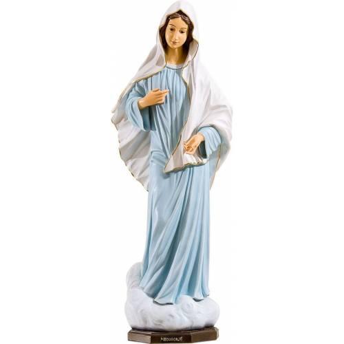 Statue Notre Dame Medjugorie - 62 cm