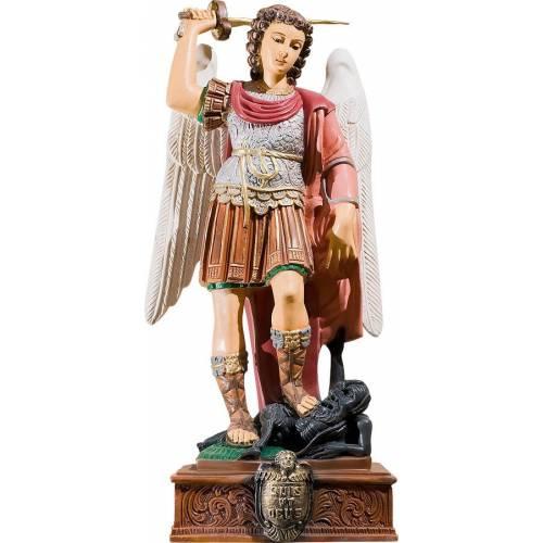 Statue Saint Michel 50cm