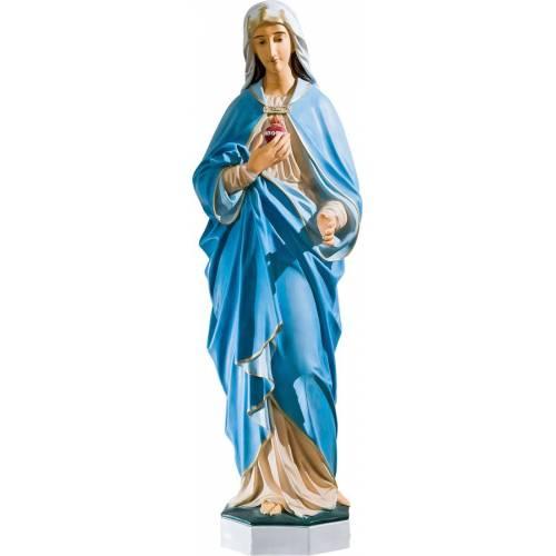 Statue Vierge Marie - 120 cm