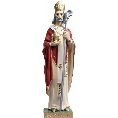 Statue Saint Méthode - 30cm
