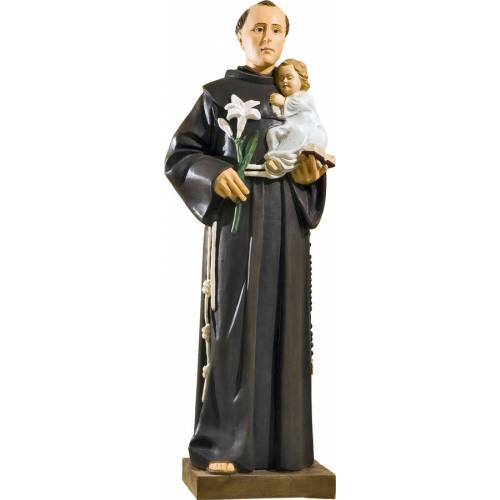 Statue Saint Antoine de Padoue - 105 cm