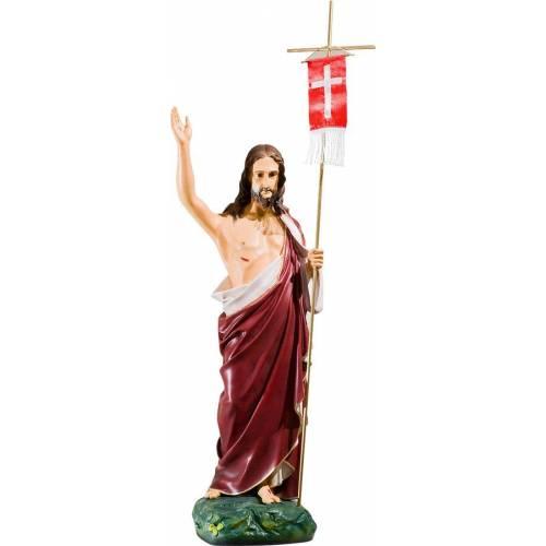 Statue Jesus Christ Ressuscite - 65 cm