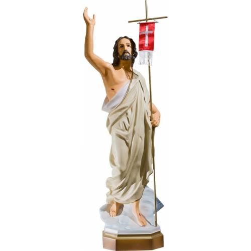 Statue Jesus Christ Ressuscite - 80 cm