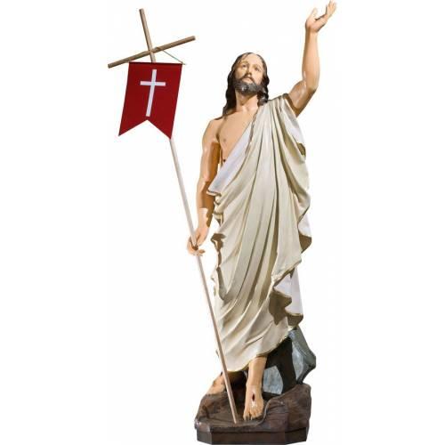 Statue jesus Christ Ressuscite - 110 cm